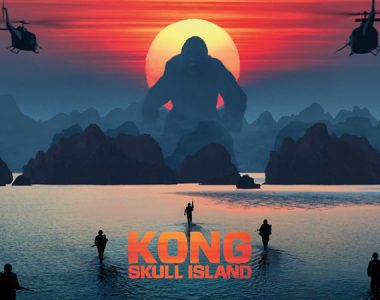 The Bluebeards Revenge is named proud brand partner for Kong: Skull Island