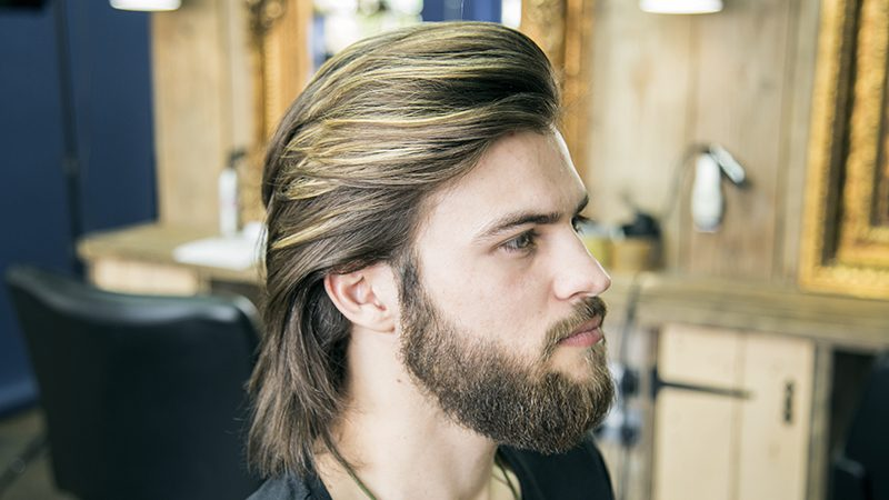 Top Tips For Growing Men S Long Hair The Bluebeards Revenge