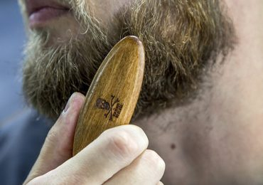 The Bluebeards Revenge releases new travel beard brush