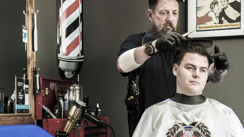armour to barber