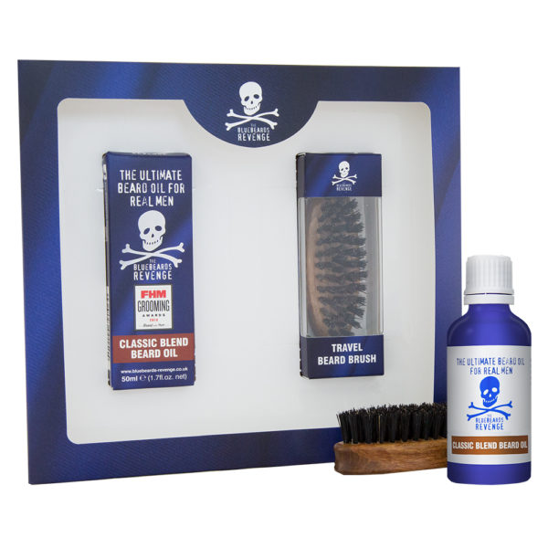The Bluebeards Revenge Beard Grooming Kit