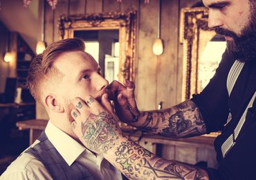 How to style a moustache for Movember