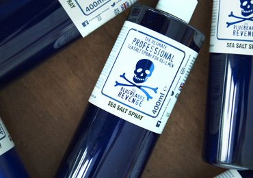 The Bluebeards Revenge launches new sea salt spray