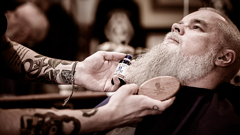 Men's hair and beard trends for 2018 | The Bluebeards Revenge