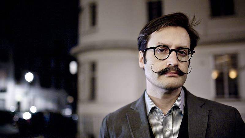 what does a mustache say about a man