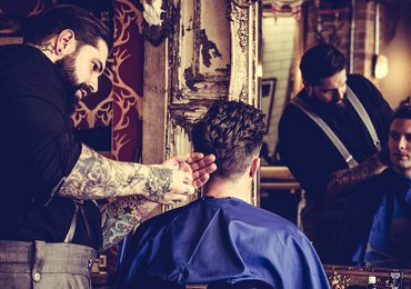 What can hairdressers learn from barbers?