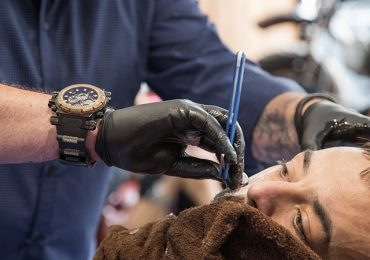 Master Barber Liam Hamilton joins The Bluebeards Revenge Training Team as south west educator