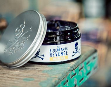 The Bluebeards Revenge launches new hair gel in collaboration with The Lions Barber Collective charity