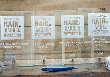 The Bluebeards Revenge wins four awards at the National Hair and Barber Awards 2018
