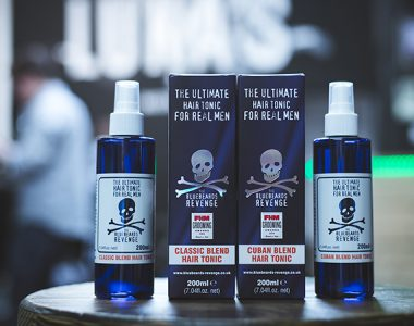The Bluebeards Revenge launches two new hair tonics