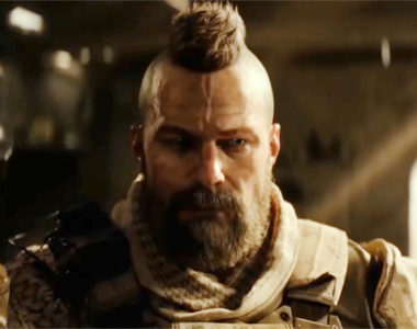 How to style Ruin's mohawk from Call of Duty: Black Ops 4
