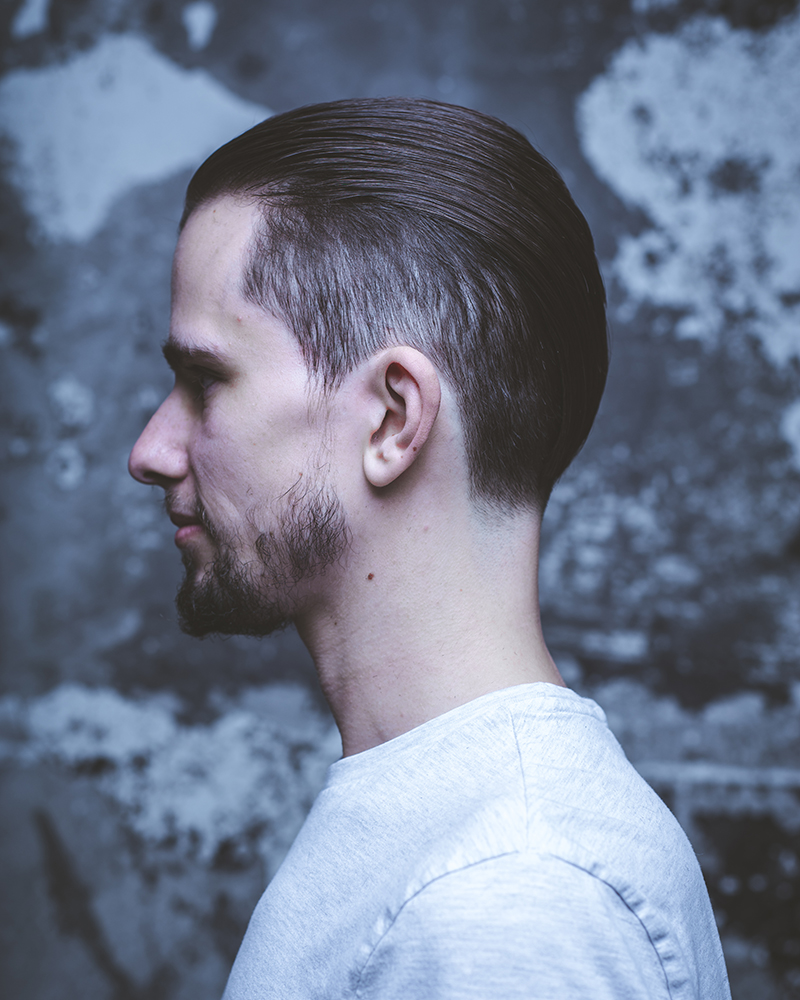 finished disconnected undercut hairstyle for men by the bluebeards revenge
