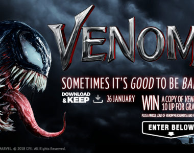 The Bluebeards Revenge launches Venom movie giveaway