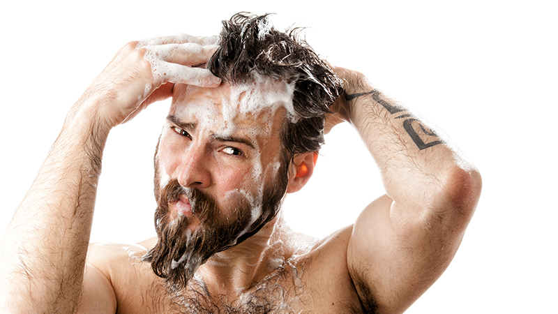Image result for how to apply beard oil