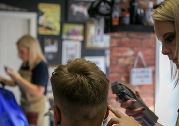 International Women's Day: Women are taking the barbering industry by storm