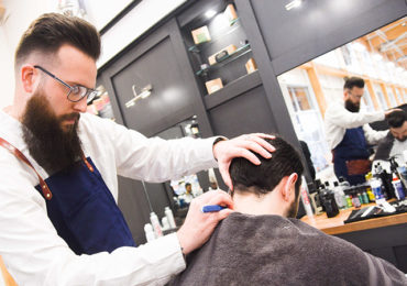 Ken Hermes: budding barber and suicide survivor