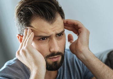 Nearly half of UK men are more stressed today than in 2014