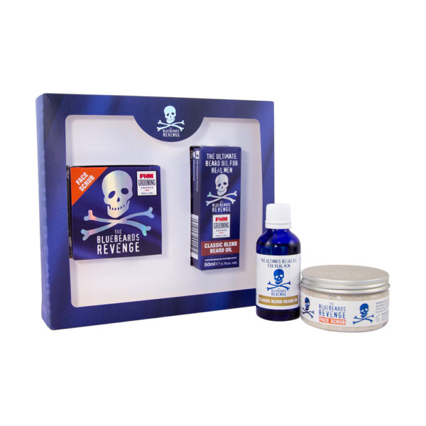 The Bluebeards Revenge Designer Stubble Beard Kit for Men