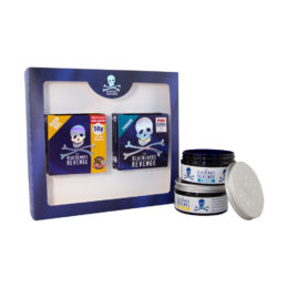 The Bluebeards Revenge Slick and Shine Men's Hairstyling Gift Kit