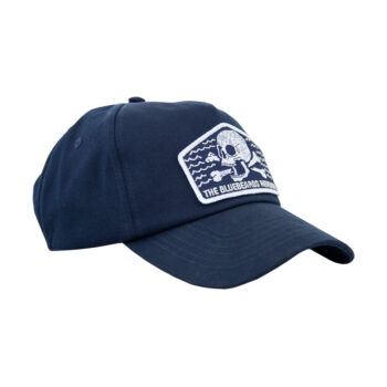 men's classic five panel cotton baseball cap by the bluebeards revenge