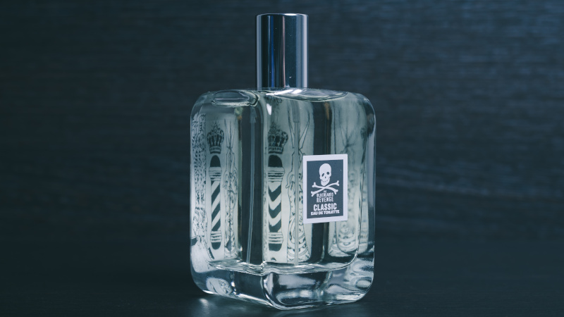 classic eau de toilette by the bluebeards revenge