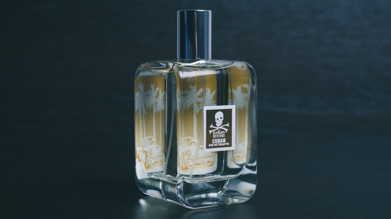 new cuban eau de toilette by the bluebeards revenge
