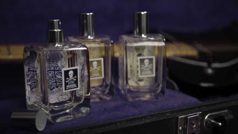 new eau de toilette range for men by the bluebeards revenge