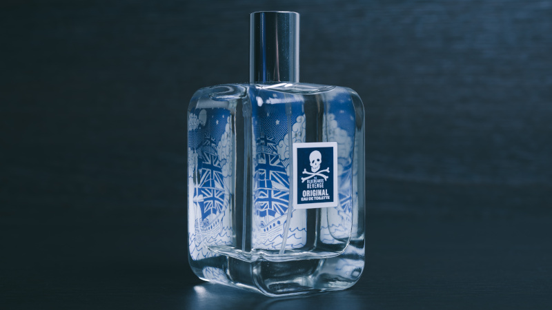original eau de toilette for men by the bluebeards revenge