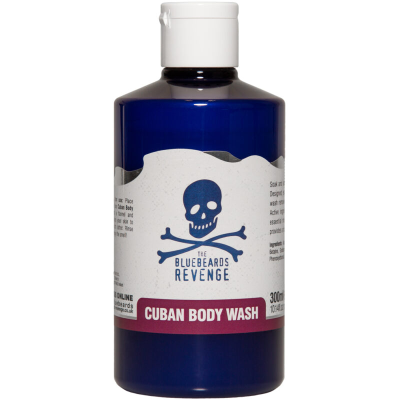 The Bluebeards Revenge Cuban Body Wash Shower Gel