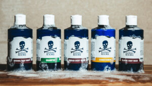 The Bluebeards Revenge Launches New Vegan Shower Range with Shampoo, Conditioner and Body Wash selection